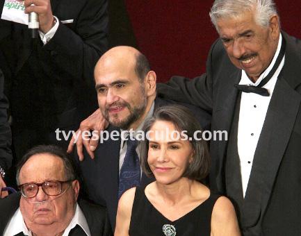 Quico y La Chilindrina los grandes ausentes en el homenaje a Chespirito