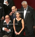 Chespirito, Florinda Meza y Edhar Vivar