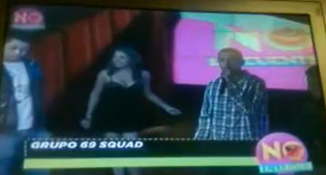Daiana se lanza como cantante con el Grupo 69 Squad