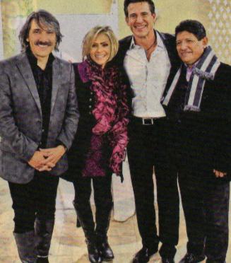 Diego Verdaguer en Una Familia con Suerte