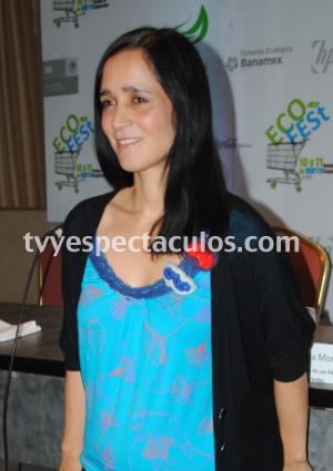 Julieta Venegas en Eco Fest 2012