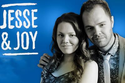 Firma de autógrafos de Jesse y Joy el 22 de febrero