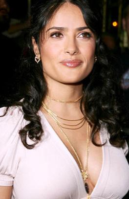 Salma Hayek mantuvo una relación con Diego Verdaguer