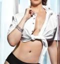Irán Castillo en Revista Open Febrero