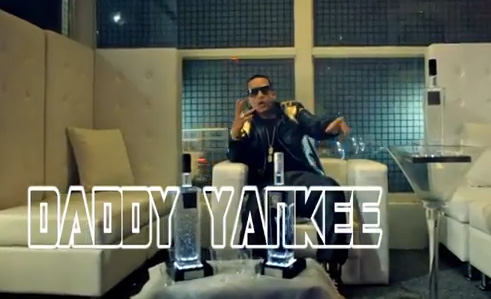 Daddy Yankee video Guaya