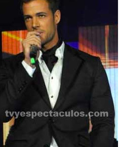 William Levy en Dancing With The Stars