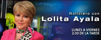 Cumple 25 años noticiero de Lolita Ayala