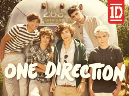 One Direction 6 de junio en Auditorio Nacional