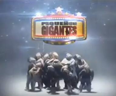 Casting Pequeños Gigantes dos