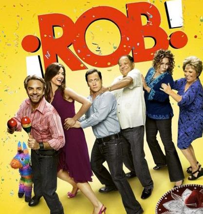 Serie Rob con Eugenio Derbez se estrenará en América Latina el 13 de Mayo
