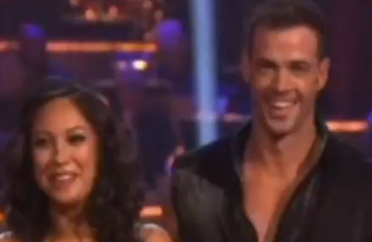 William Levy se estrena en Dancing With the Stars