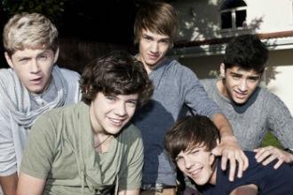 One Direction en el Auditorio Nacional