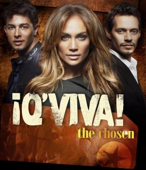 Televisa estrena ¡Q'Viva! con Jennifer Lopez y Marc Anthony