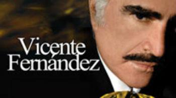 Vicente Fernández en Auditorio Banamex 17 y 18 de mayo