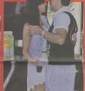 Alejandro Fernández con novia de 20 años