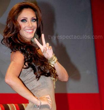 Anahí no cantará en los Juegos Olímpicos 2012