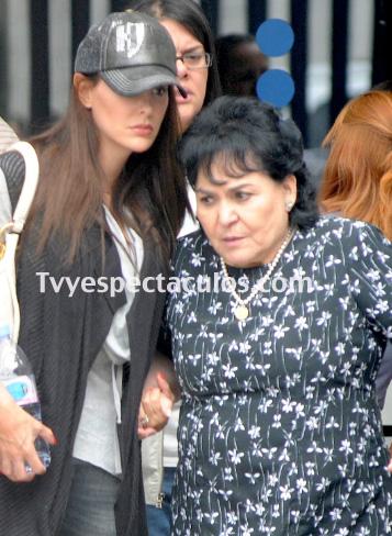 Carmen Salinas anuncia estado terminal de El Chato Cejudo