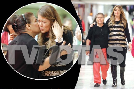 Lilí Brillante se va a España a dar a luz