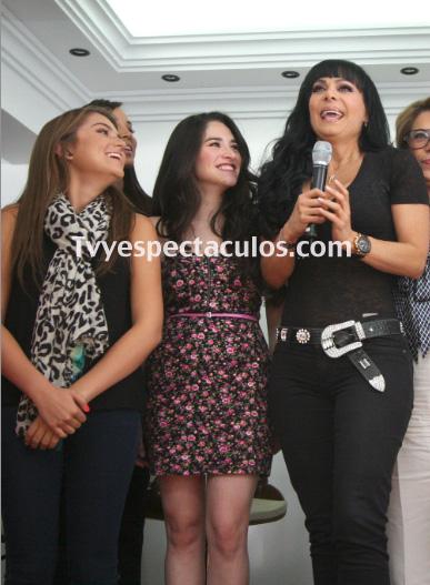 Sofía Castro será hija de Maribel Guardia en Como dice el dicho