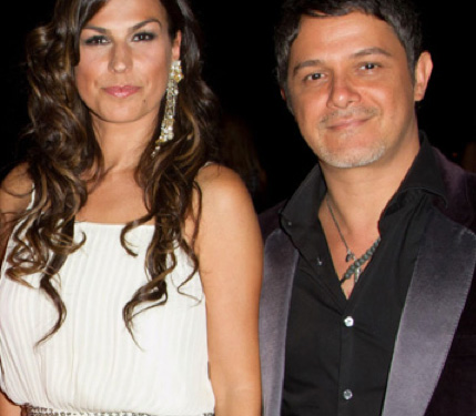 Se casó Alejandro Sanz en secreto