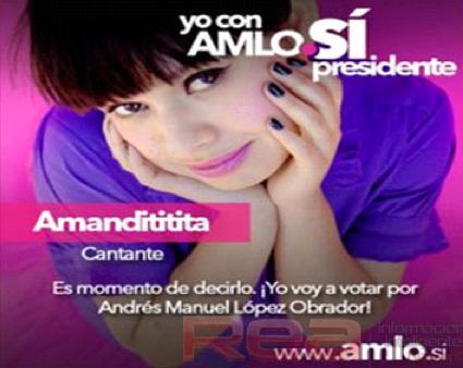 Amandititita no quiere a la Gaviota de Primera dama