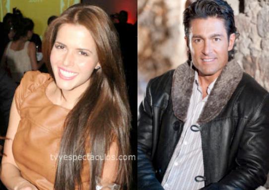 Claudia Álvarez y Fernando Colunga posibles protagonista de El Secretario