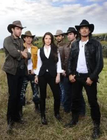 Los herederos del Monte por Galavisión