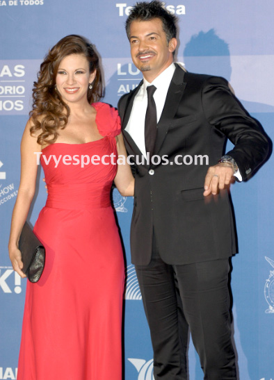 Fernando del Solar e Ingrid Coronado se casaron