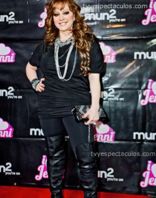 Jenni Rivera confirmada como coach en La Voz México 2