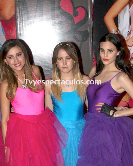 Presentan elenco de Miss XV para estreno por canal 5