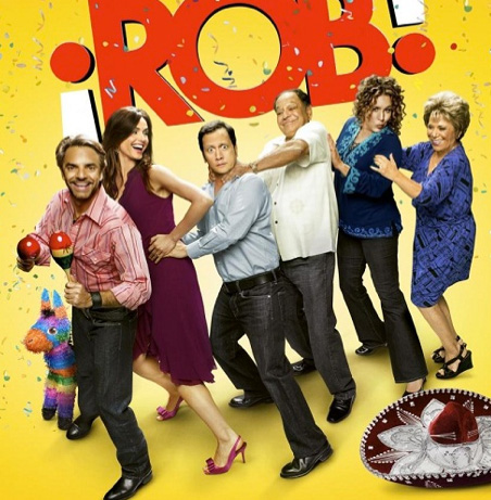 Cancelan Serie Rob con Eugenio Derbez y Rob Schneider