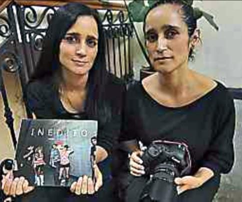 Julieta Venegas apoya a su hermana para lanzar libro de RBD