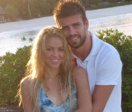 Difunden posible ruptura sentimental de Shakira y Piqué
