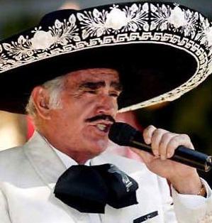 Vicente Fernández participará en Amor Bravío