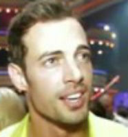 William Levy tercer lugar en Dancing With The Stars