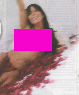 Dan a conocer imágenes de Alejandra Guzmán topless