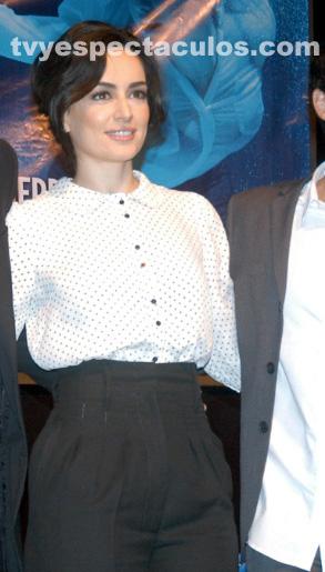 Ana de la Reguera protagonizará Sincronía en Televisa