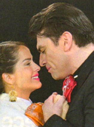 Pablo Montero, Jorge Salinas y Danna García confirmados para Qué Bonito Amor