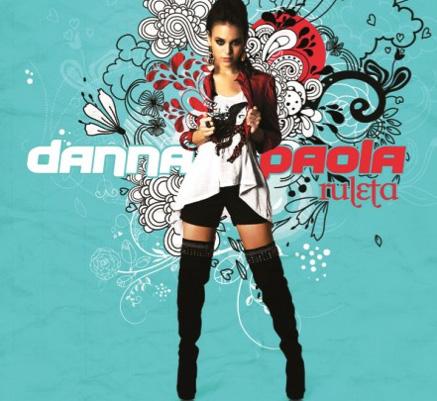 Hoy a la Venta nuevo disco de Danna Paola