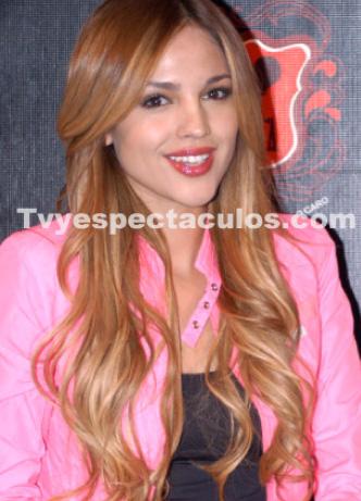 Eiza González firmará autógrafos el 15 de junio