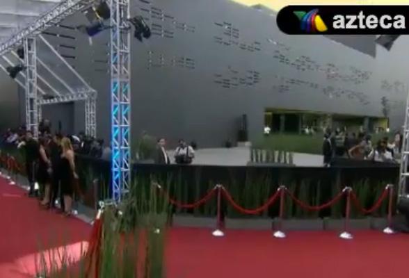 Inauguró Tv Azteca lujosos estudios para telenovelas