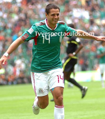 Javier Hernández El Chicharito