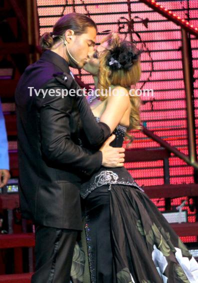 Que Aracely Arámbula y Sebastián Rulli se casaron en Las Vegas