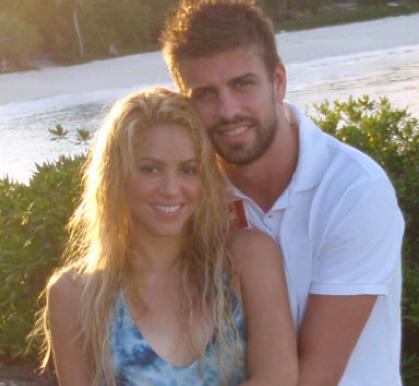 Shakira podría estar embarazada de dos meses