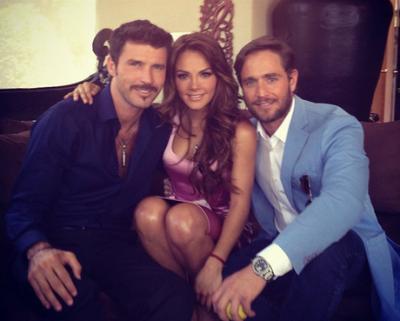 Rossana Nájera en la nueva telenovela Los Rey