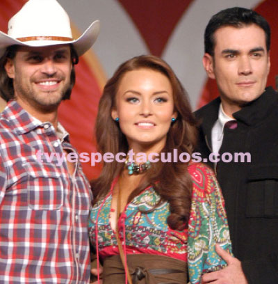 Angelique Boyer descansará de las telenovelas
