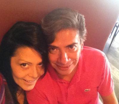 Alejandra Guzmán presume su romance en Twitter