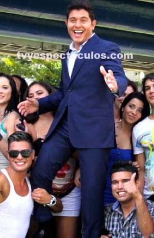Ernesto Laguardia regresa a las telenovelas en México