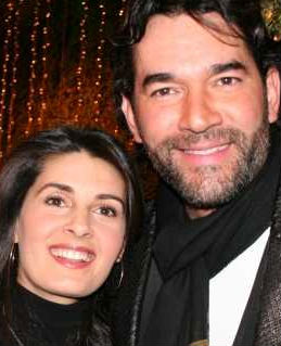 Reaparece Eduardo Santamarina y Mayrín Villanueva