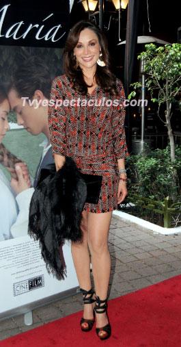 Feliz cumpleaños a Tania Vázquez